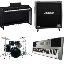 Rental Musical Instruments