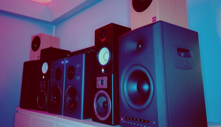 Studio section