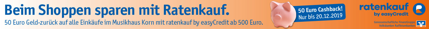Ratenkauf by easyCredit Cashback