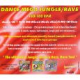 Best Service Dance Mega Jungle/Rave (Audio-CD, Akai, E-mu)