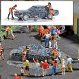7824  A-Set: Car-Wash H0