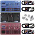 Korg Kaoss DJ + Electribe 2 Sampler + Electribe 2 Synth + Kabel Set R/B Thumbnail 1