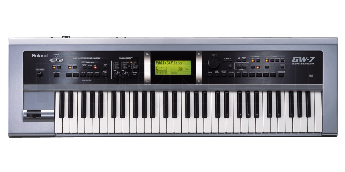 Roland GW 7 in Entertainer Keyboards   music store