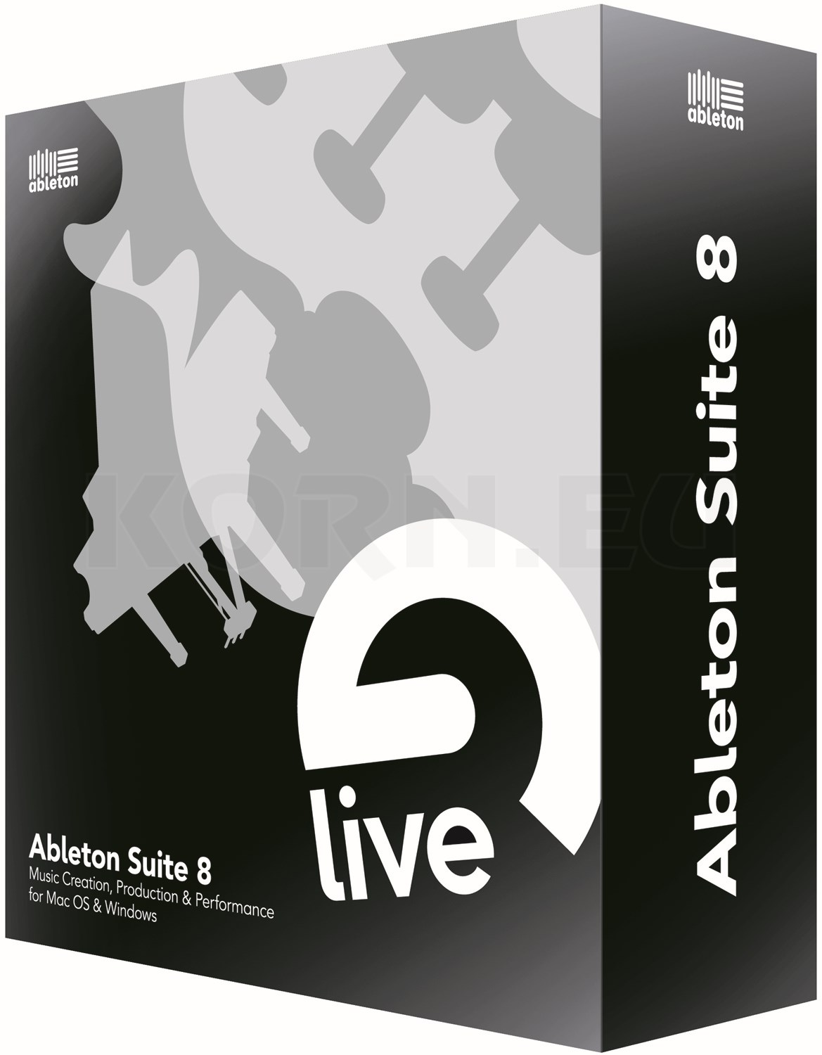 ableton suite 8 upgrade von live lite englisch musikhaus. Black Bedroom Furniture Sets. Home Design Ideas