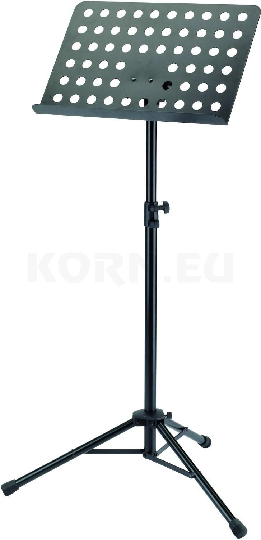 König /& Meyer 107 Notenpult schwarz