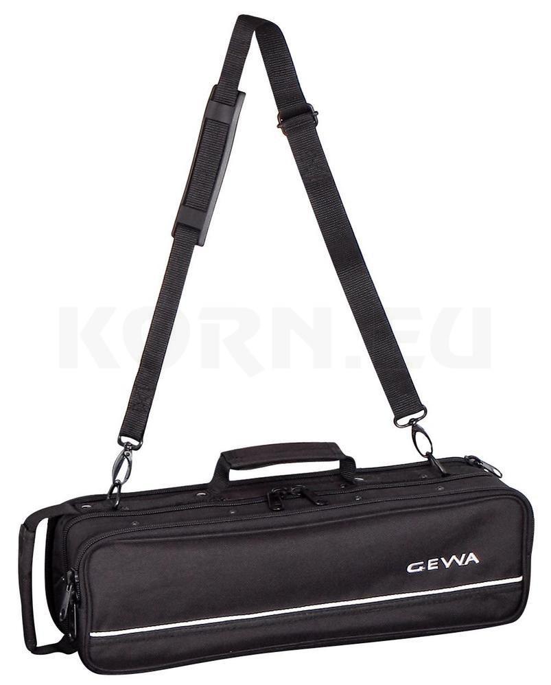 schwarz GEWA Blockflötentasche