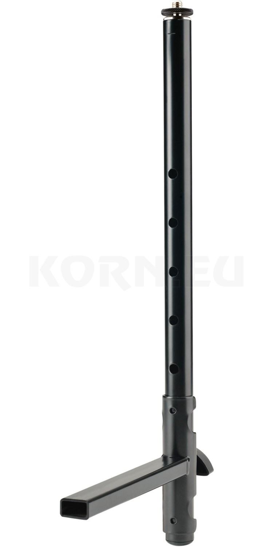 König /& Meyer 18817 Universalhalter schwarz