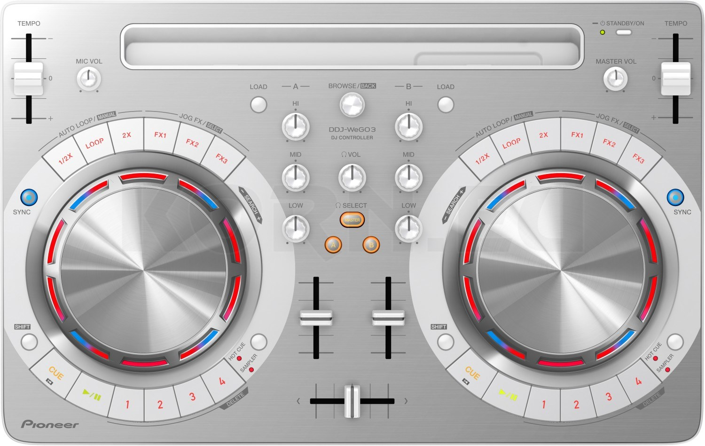 Pioneer DDJ WeGo3-W white | music store