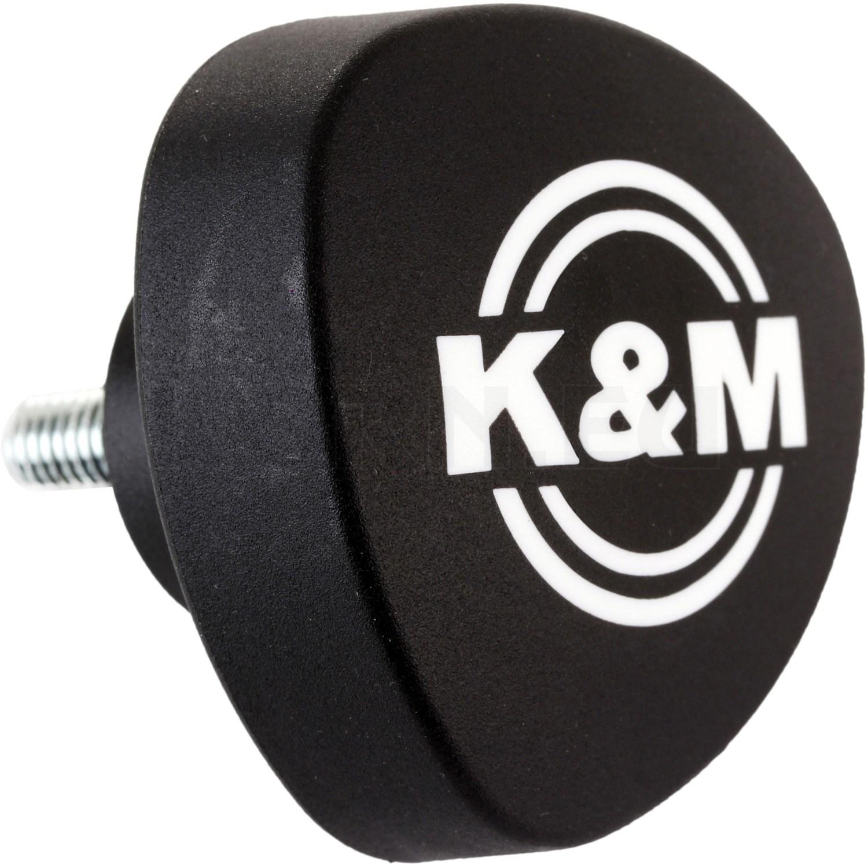 K/&M Klemmschraube M8x21//38 schwarzNeu