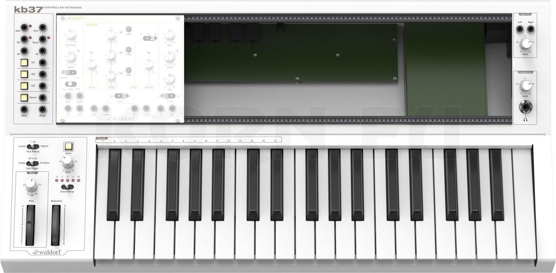 Waldorf kb37 Controller Keyboard