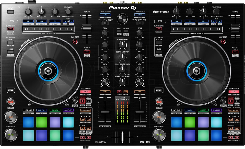 Pioneer DDJ-RR Recordbox DJ Controller