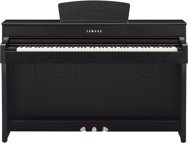 yamaha clp 635 b schwarz digitalpiano musikhaus. Black Bedroom Furniture Sets. Home Design Ideas