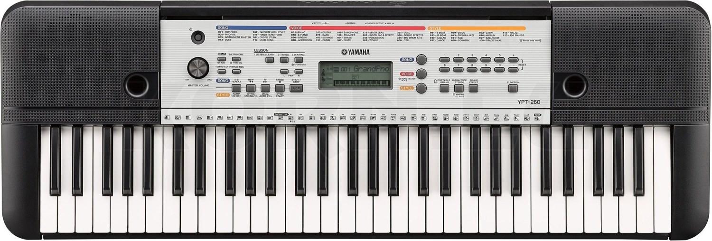 yamaha ypt 260 keyboard musikhaus. Black Bedroom Furniture Sets. Home Design Ideas
