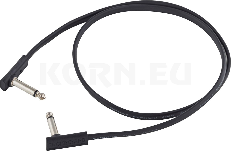 3 x Rockboard Flat Patch Cable 10+20+20 cm Patchkabel-Set