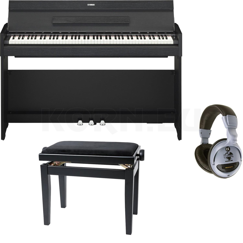 E-Piano Yamaha YDP-S52 B schwarz