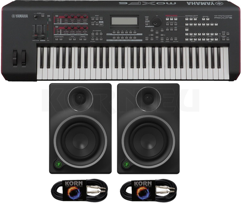 Yamaha Mox Adapter