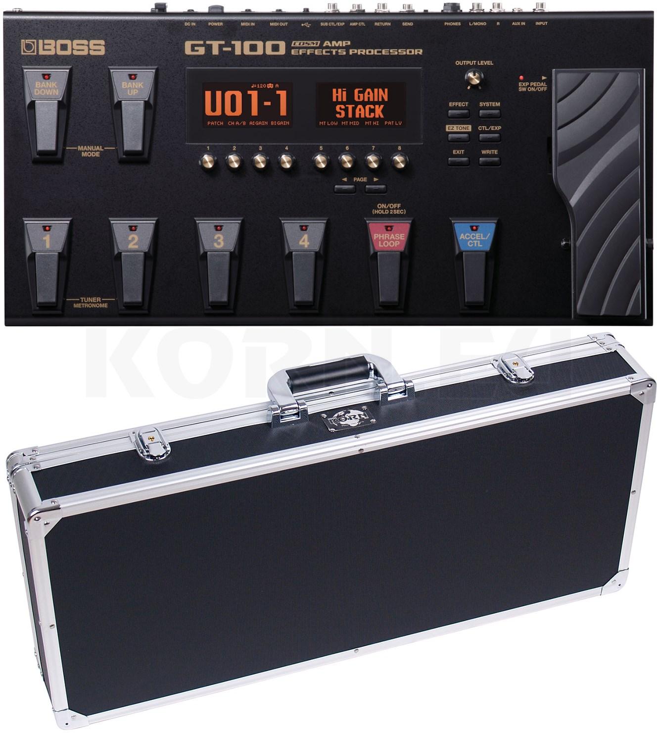 BOSS GT-100 Multieffektgerät
