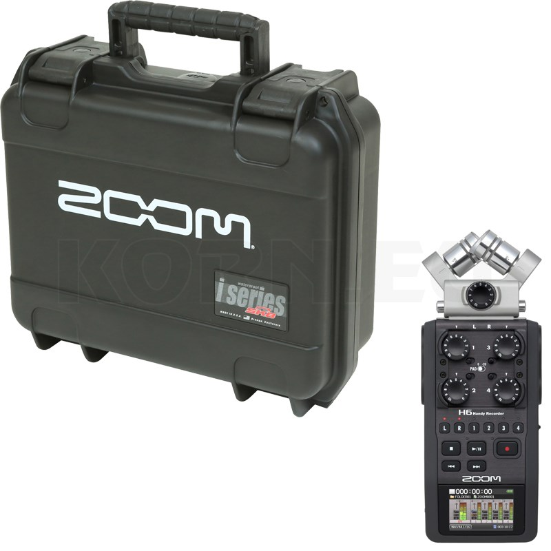 Zoom H6 Koffer Case Bundle Music Store