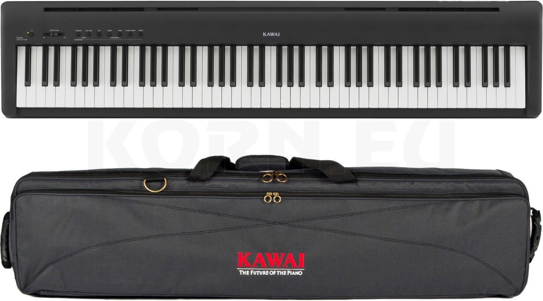Kawai ES110 B Stage Piano + Softbag Set