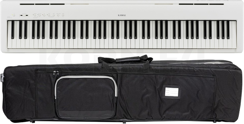 Kawai ES110 W Stage Piano + Bag Set
