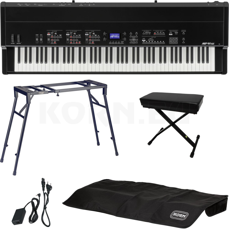 Kawai MP 11 SE Stage Piano + KT + KB + KA + SP + NT