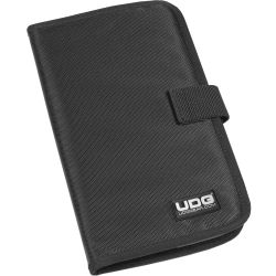 UDG CD-Mappe f. 24 CDs Black U9980BL