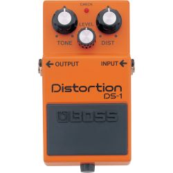 Distortion, Overdrive, Fuzz Effects for Electric Guitars