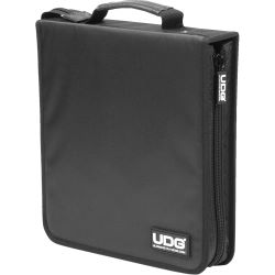UDG CD-Wallet 128 f. 128 CDs Black U9979BL