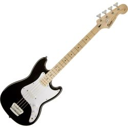 Fender Squier Affinity Bronco MN Black E-Bass