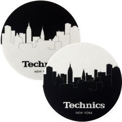Slipmats Technics Skyline New York