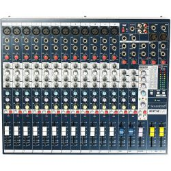 Soundcraft EFX12 inkl. Rackmount Kit