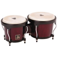 Latin Percussion LP A601-DW Aspire Bongos DarkWood