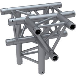 Global Truss Traverse F33 90 Grad Ecke T42