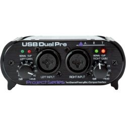 ART USB Dual PRE Project Series Soundkarte