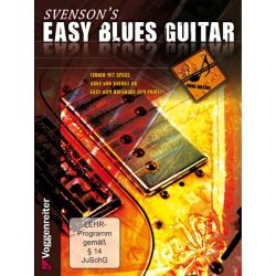 Voggenreiter - Svenson's Easy Blues Guitar