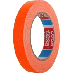 tesa 4671 Klebeband Neon Tape UV-Tape 19mm neonorange 25m