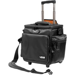 UDG SlingBag DJ Trolley Deluxe Black/Orange U9981BL/OR