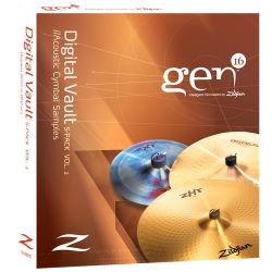 Zildjian Gen 16 Digital Vault S-pack Vol. 2