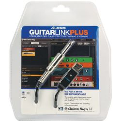 Alesis Guitarlink Plus Interface  Klinke / USB