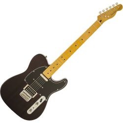 Fender Modern Player Tele Plus MN CHRTRANS E-Gitarre
