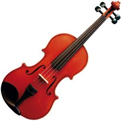 Gewa Violingarnitur Set Ideale 4/4