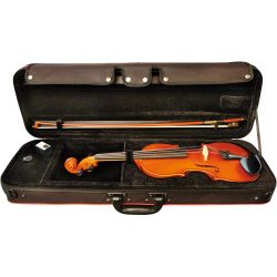 Gewa Violingarnitur Set Ideale 1/4