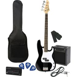 VGS Pure Series RCB-100 Bass Pack Black