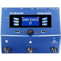 TC-Helicon Voice Live Play