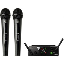 AKG WMS 40 MINI Dual Vocal Set ISM2/3