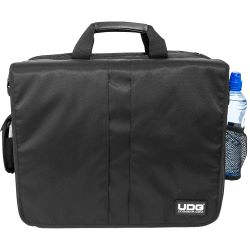UDG Courier Bag Deluxe black/orange U9470BL/OR