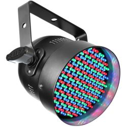 Cameo LED PAR 56 CAN 151 x 5 mm LED RGB schwarz