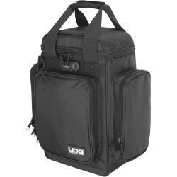 UDG ProducerBag Small Black/Orange inside U9023BL/OR