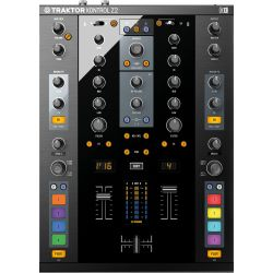 2 Channel DJ Mixers