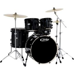 PDP by DW Drum-Set Mainstage Black Metallic